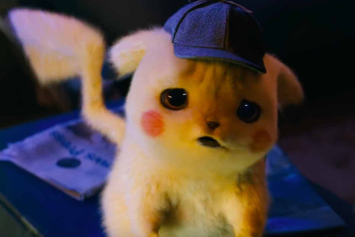 Free Download The Internets Horrified With Detective Pikachu