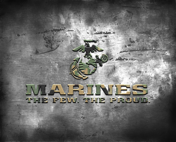 Marine Tribute 2 by cotrackguy 600x483