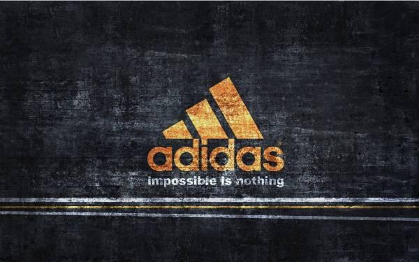 Widescreen Wallpaper Brand company Adidas Clothing Footwear HD 600x375