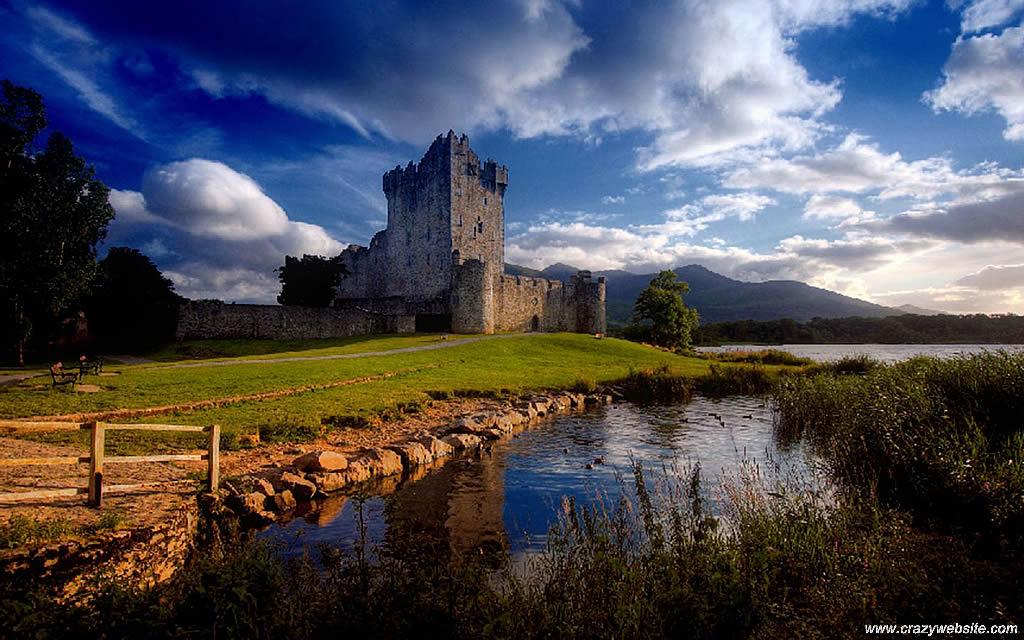 Northern ireland desktop wallpaper wallpapersafari - Ireland background wallpaper ...