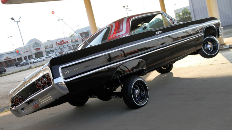 Impala Hydraulics