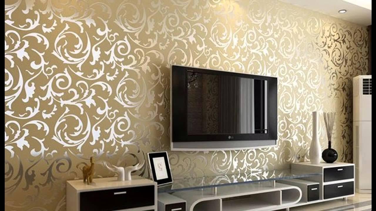 Free Download Wallpaper Design For Living Room Home Decoration Ideas 2017 1280x720 For Your Desktop Mobile Tablet Explore 28 Wallpaper Designing Designing Background Wallpaper Designing
