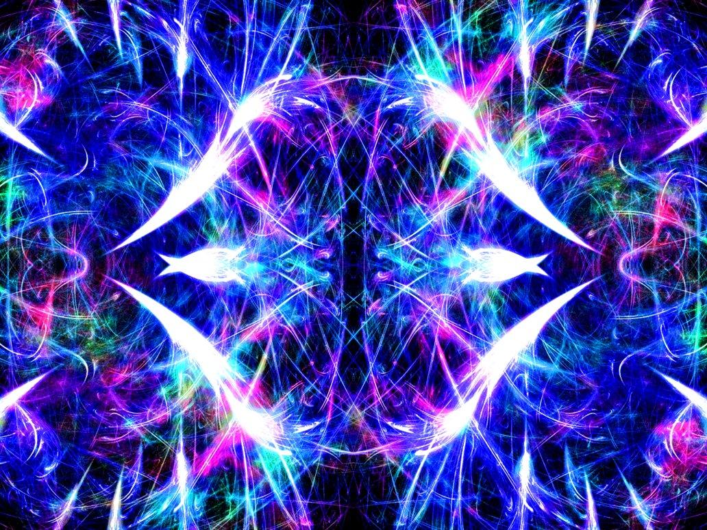 purple modern wallpaper designs background   Blue wallpaper background 1032x774