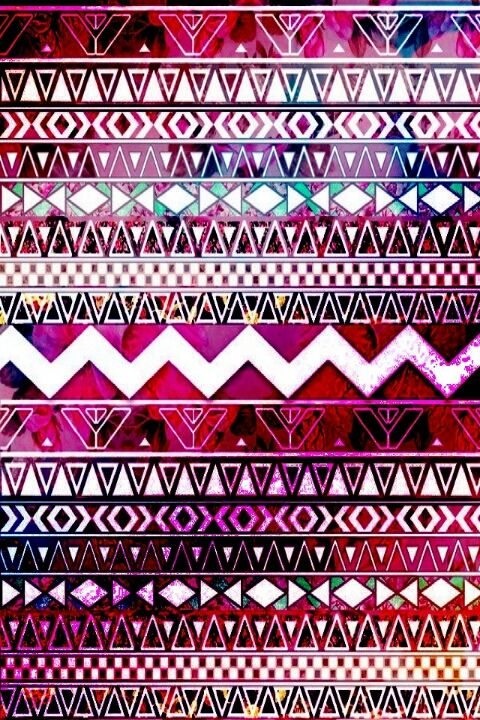 Aztec wallpaper W A L L P A P E R S Pinterest Aztec Wallpaper 480x720