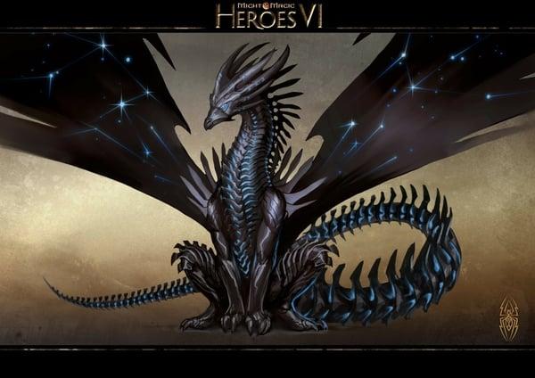 Badass Dragon Wallpaper Not Quite That Bone Id 600x424