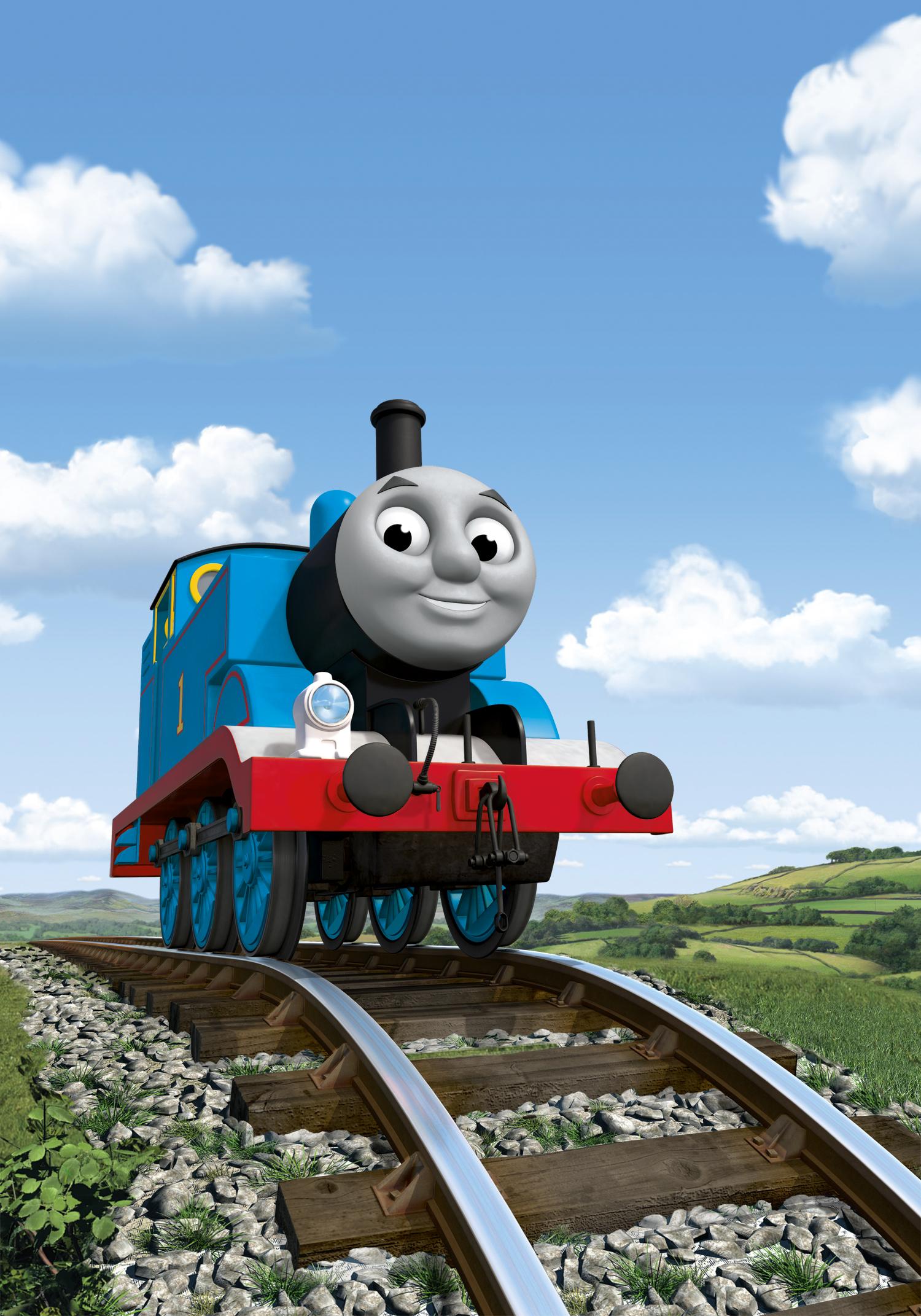 HIT Entertainment announced the latest CG animated Thomas Friends 1500x2143