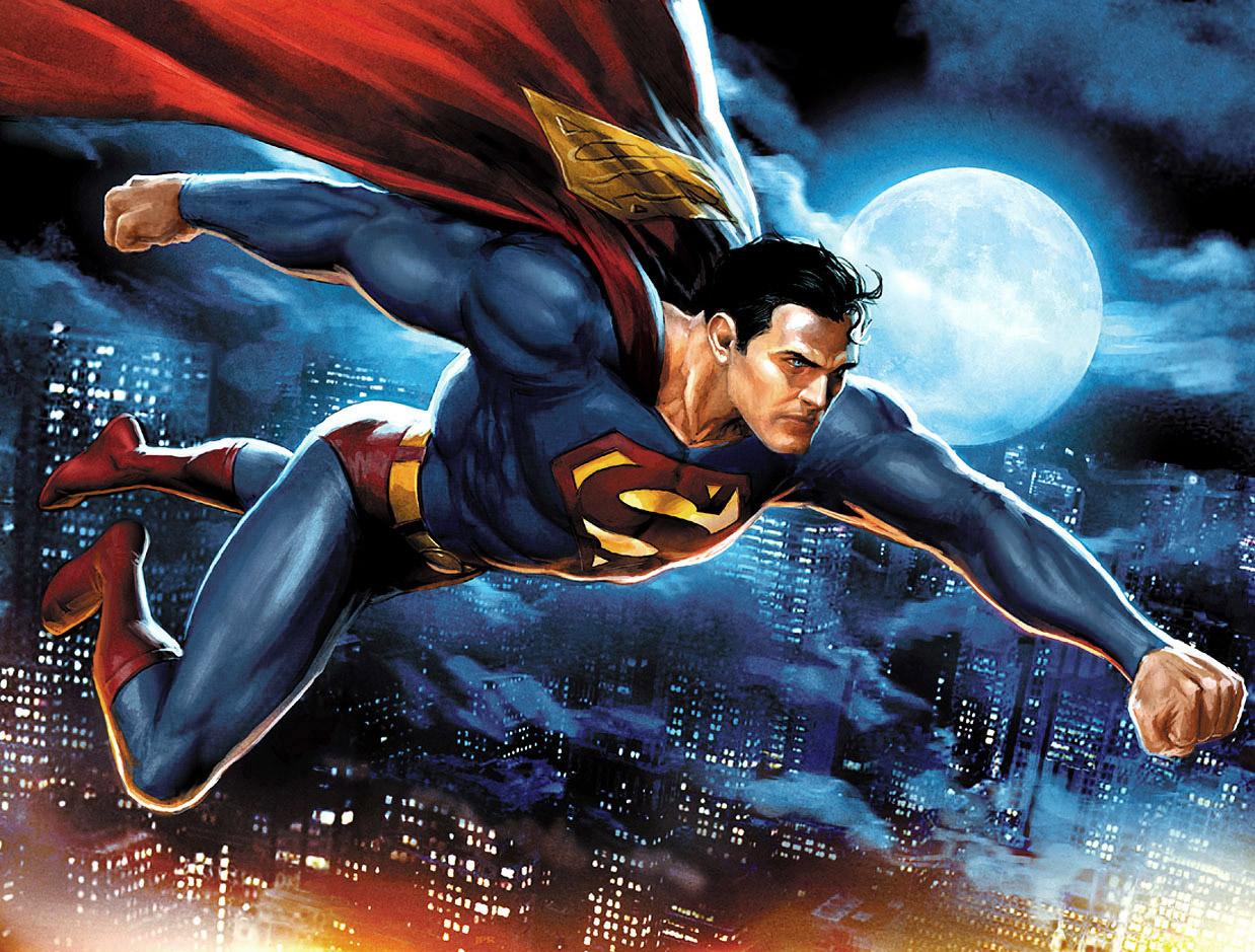 46 ] 3D Superman Wallpaper On WallpaperSafari