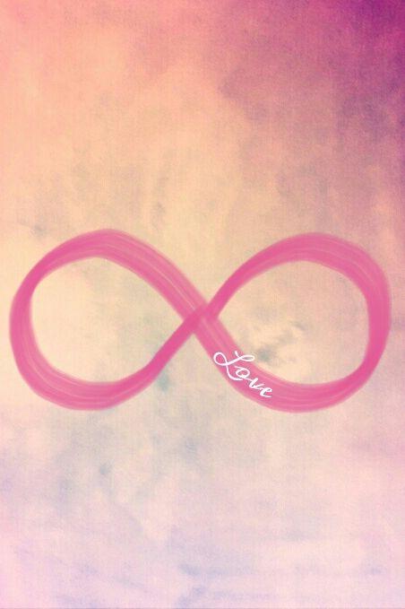 Infinity symbol Super cute wallpaper for phone Pinterest 452x679