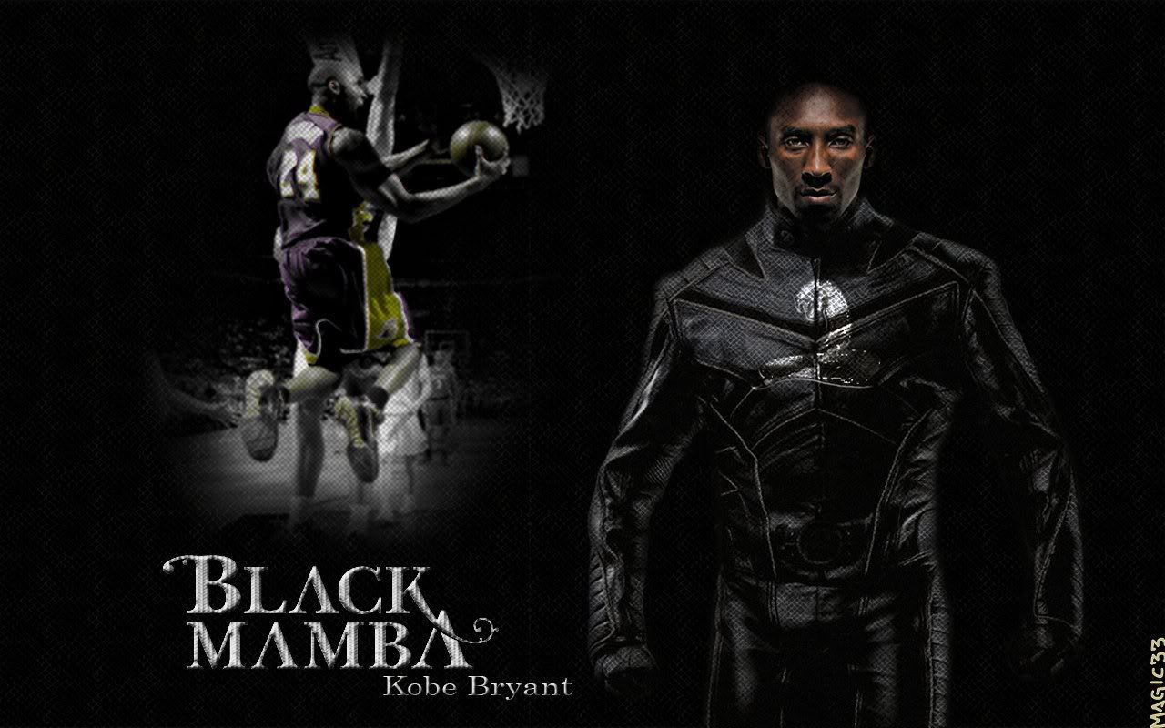 Free Download Magic33 Wallpapers Kobe Bryant As The Black Mamba 1280x800 For Your Desktop Mobile Tablet Explore 38 Kobe Bryant Wallpaper Black Mamba Kobe Bryant Wallpaper 2016 Kobe Bryant