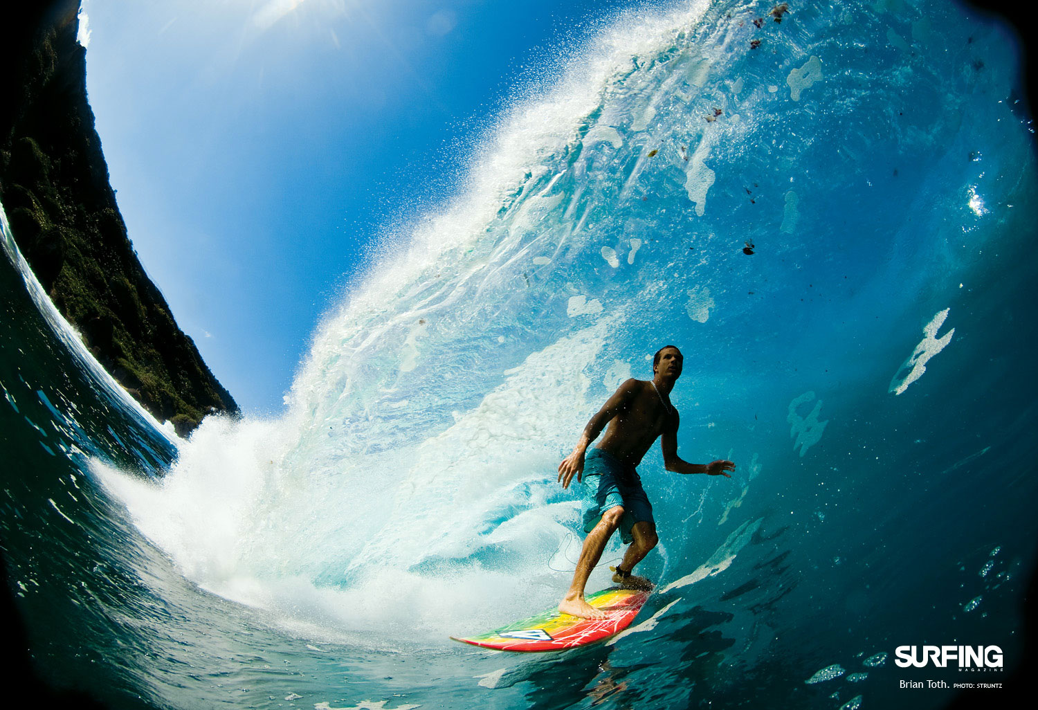 wallpaper refreshing surfing waves wallpapers high add xtreme ...