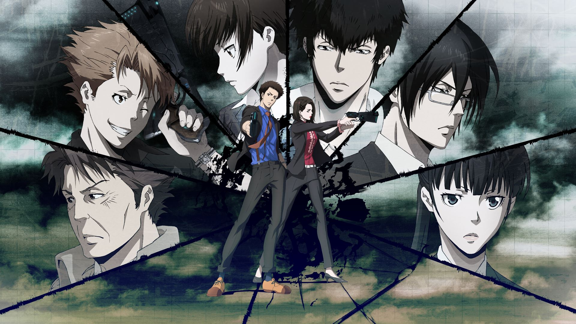 Psycho Pass Movie Wallpaper 8   1920 X 1080 stmednet 1920x1080