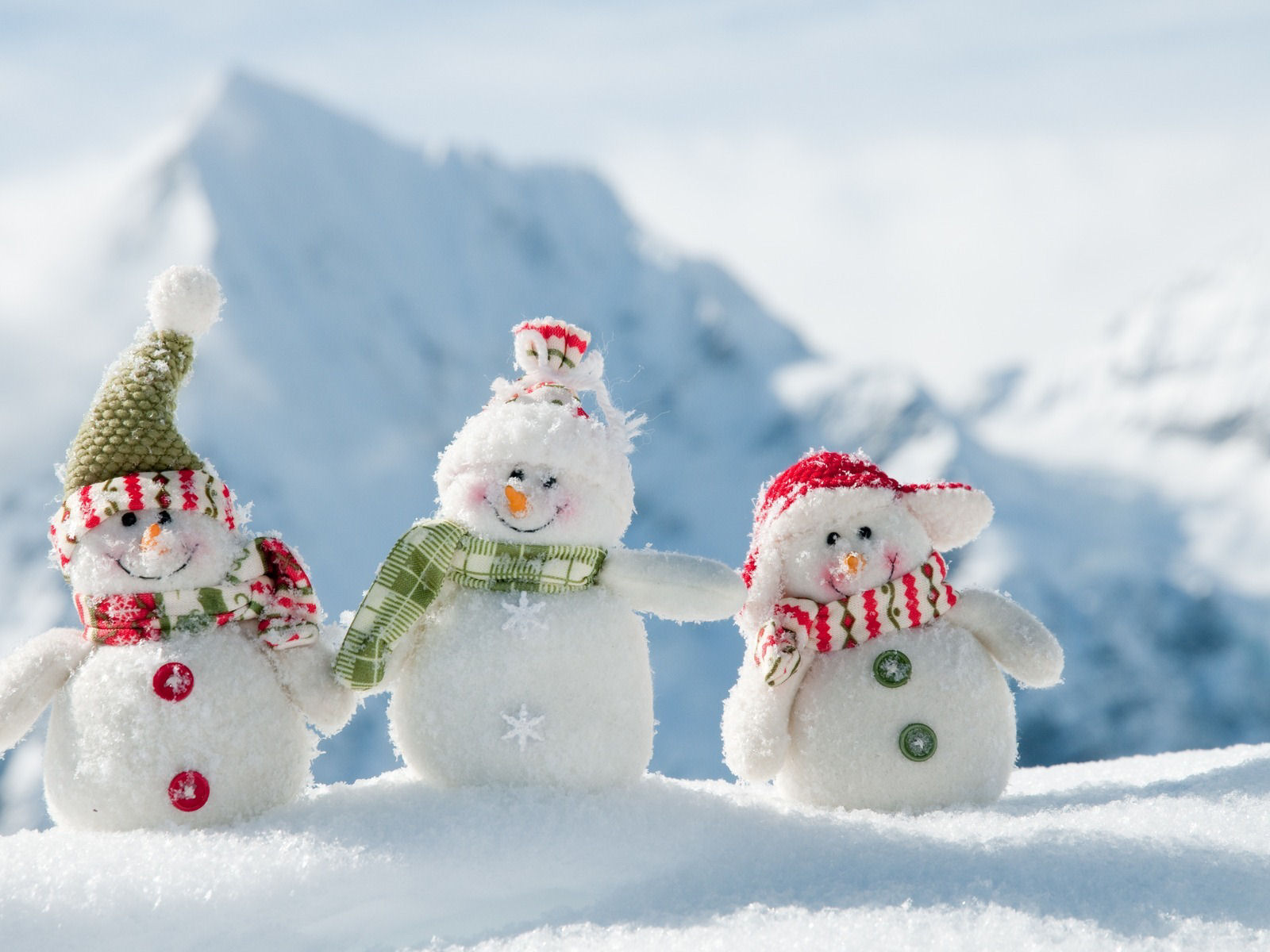 Get the Latest HD Christmas Wallpapers For 1600x1200