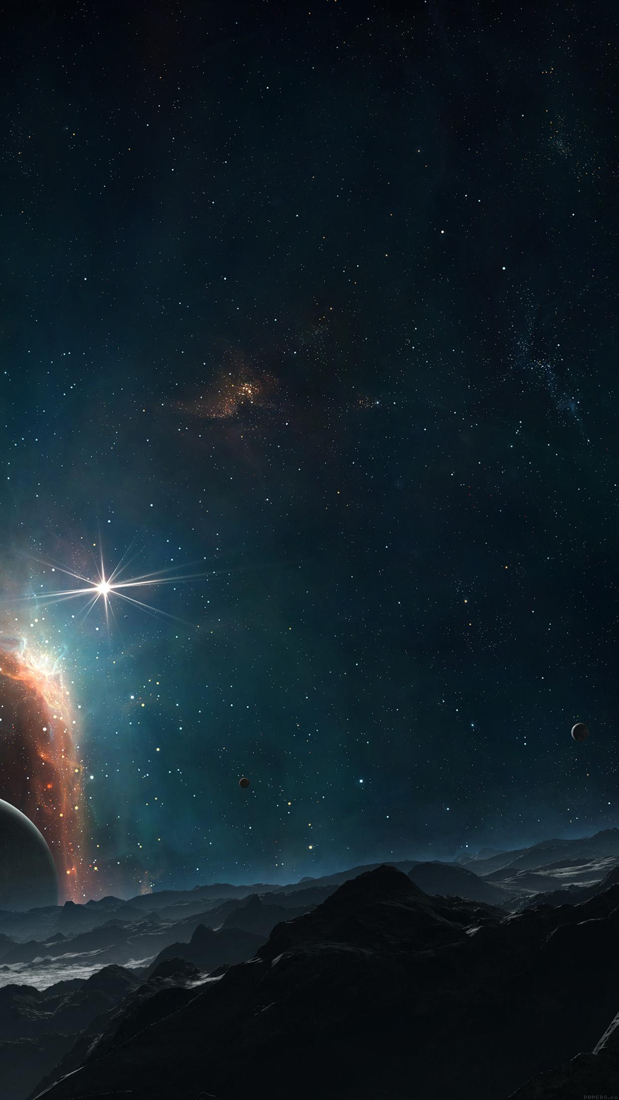 bellissime galassie per iPhone e iPadMeladevice Meladevice 1242x2208