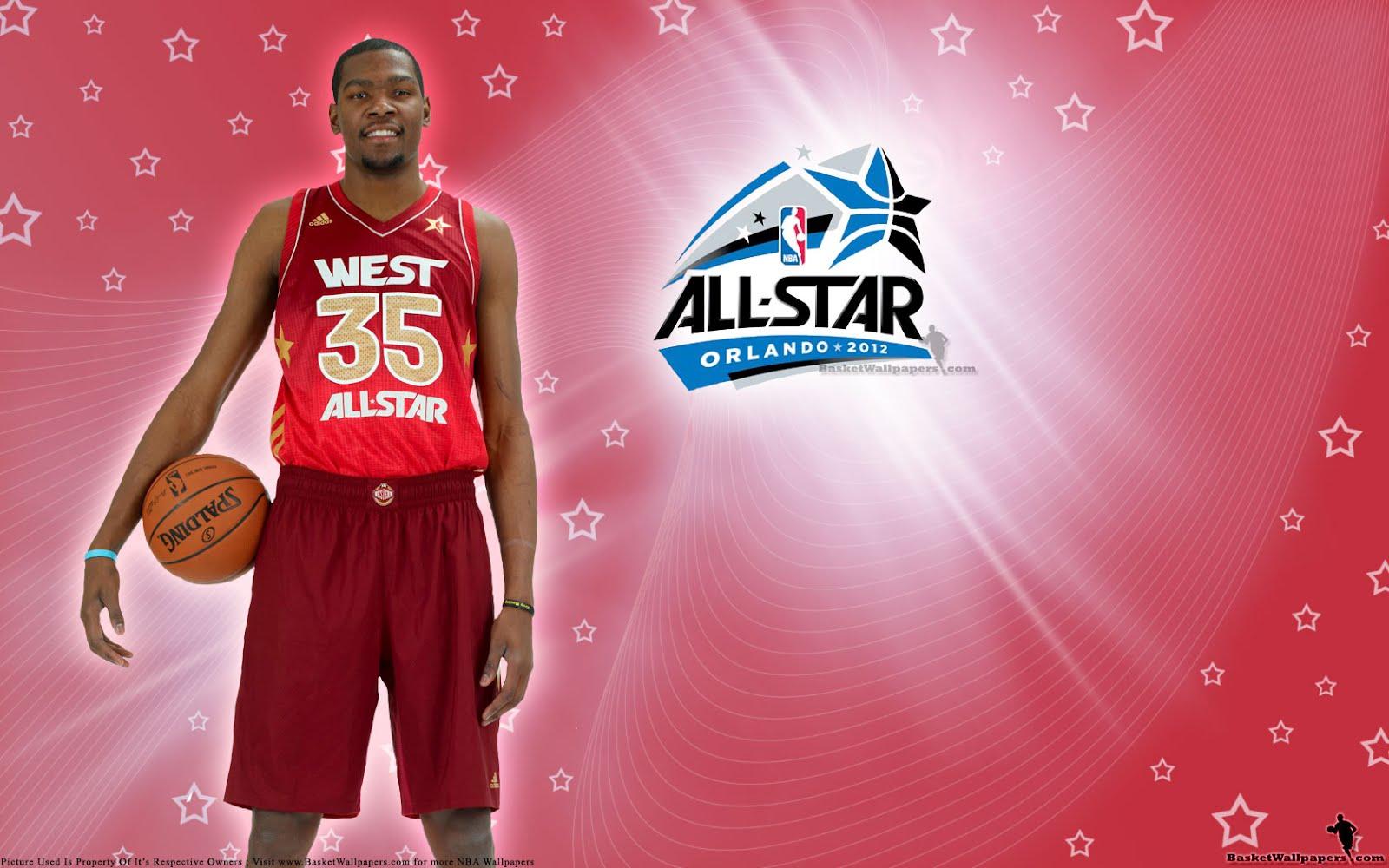 Sport Live WEST 2012 NBA All Star Wallpaper 1600x1000