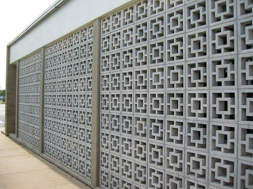 Faux Cinder Block Wallpaper Wallpapersafari