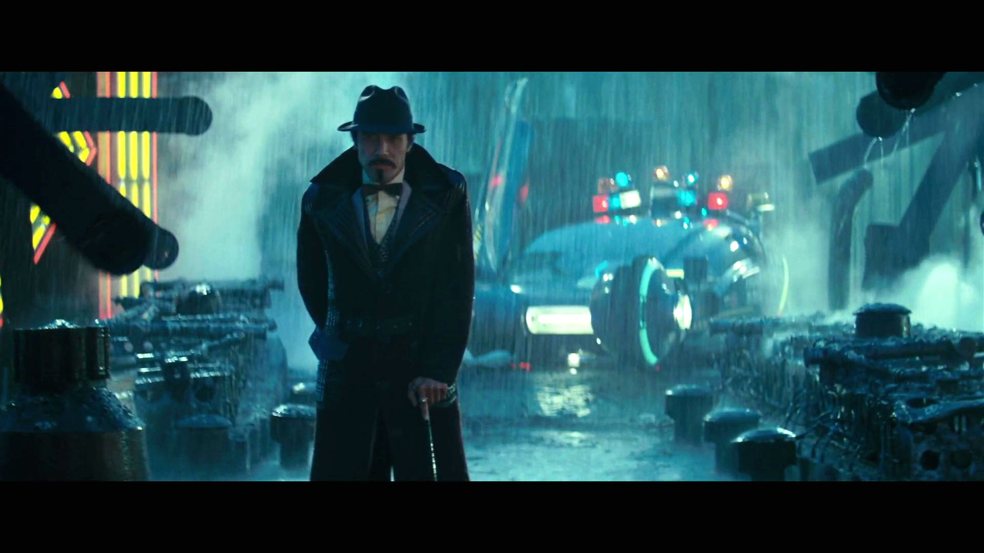 BLADE RUNNER drama sci Fi thriller action rain hf wallpaper background 1920x1080