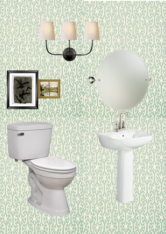 One thought on Printed Wallpaper for a Small Bathroom 578x817