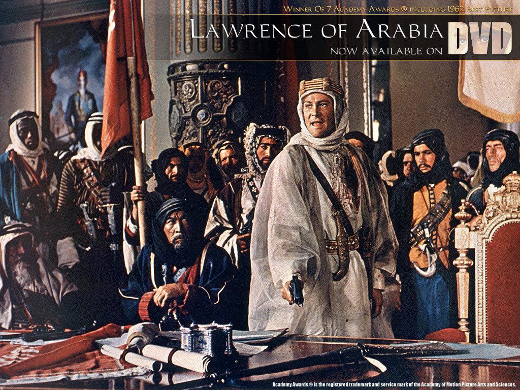 Lawrence of Arabia   Lawrence of Arabia 1962 Wallpaper 10313464 1024x768