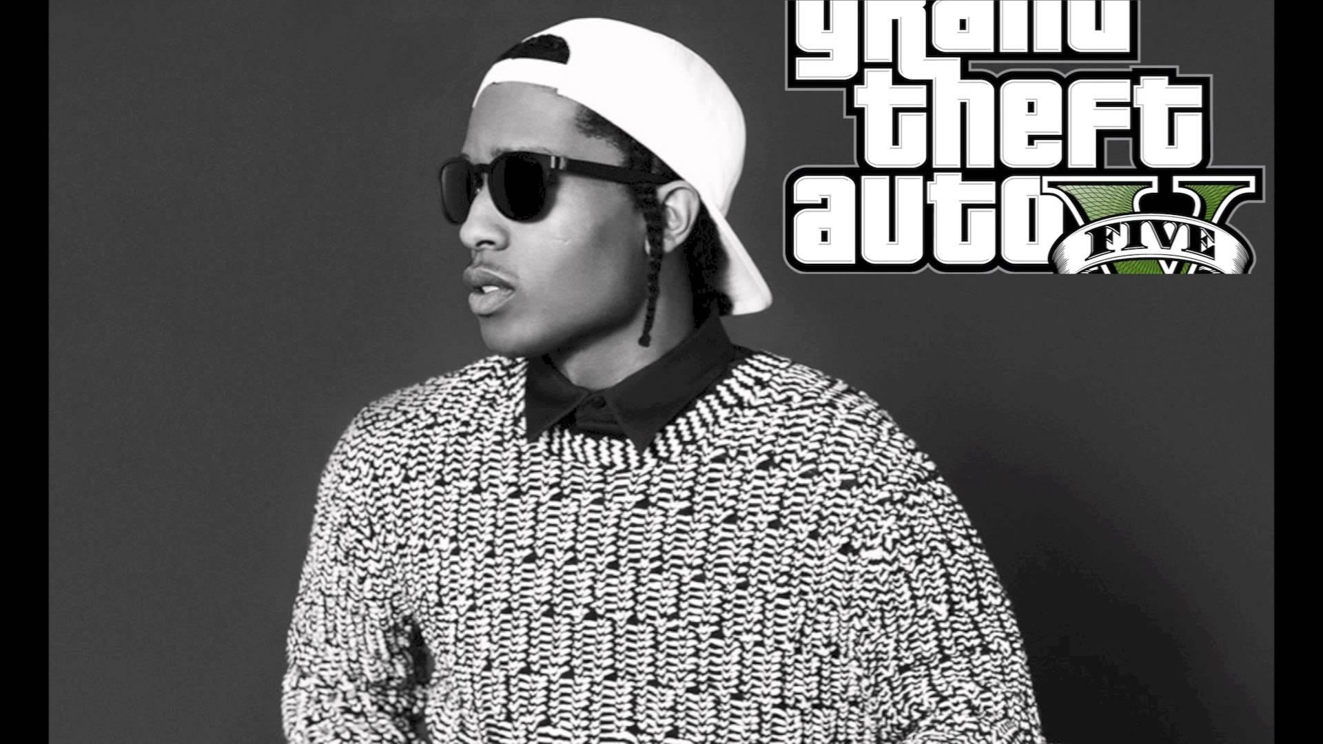 ASAP Rocky GTA 5 Wallpaper Rap Wallpapers 1920x1080