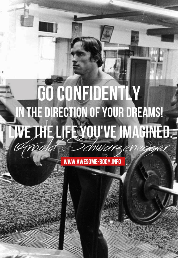 50 Arnold Motivational Wallpapers On Wallpapersafari