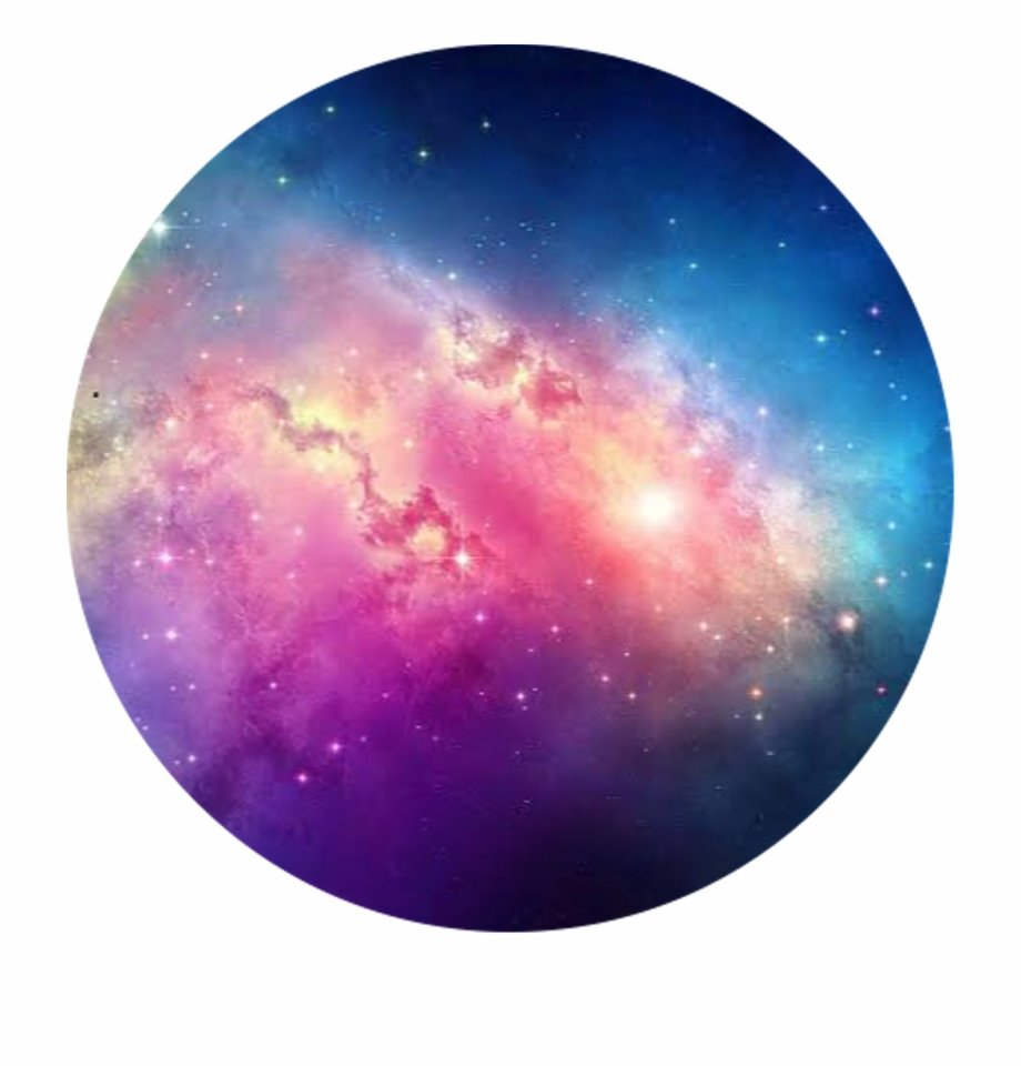 stars galaxy bright space circle background freetoedit 920x960