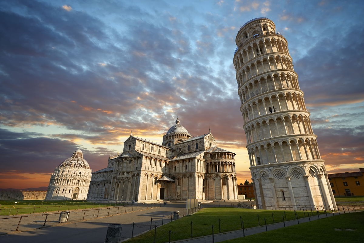 Leaning Tower Of Pisa Wallpapers and Background Images   stmednet 1200x800