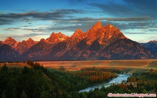 The Best Wallpaper Blog Bing Best Nature Theme Pack 525x328