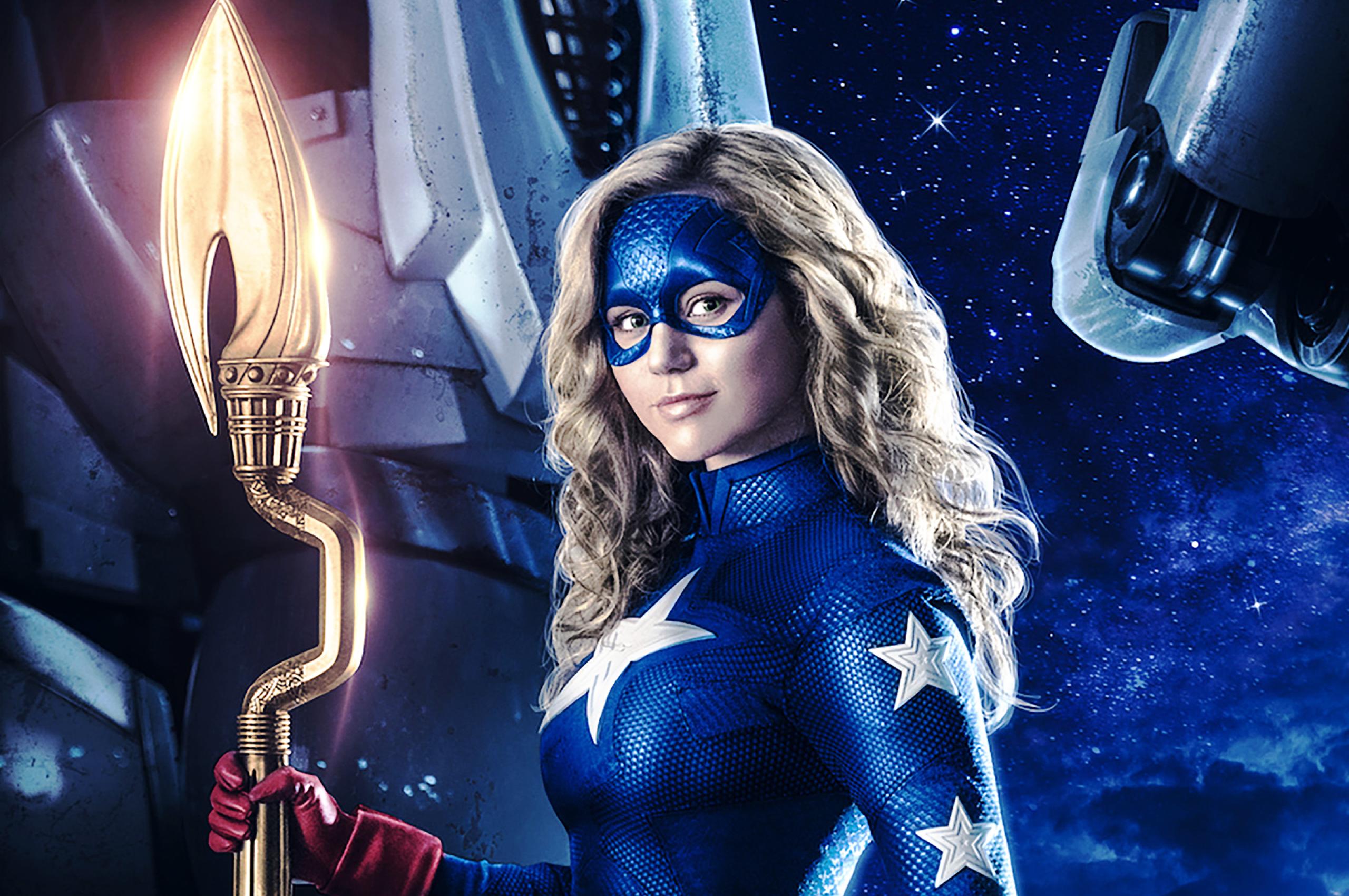 2560x1700 Stargirl DC Universe Chromebook Pixel Wallpaper HD TV 2560x1700