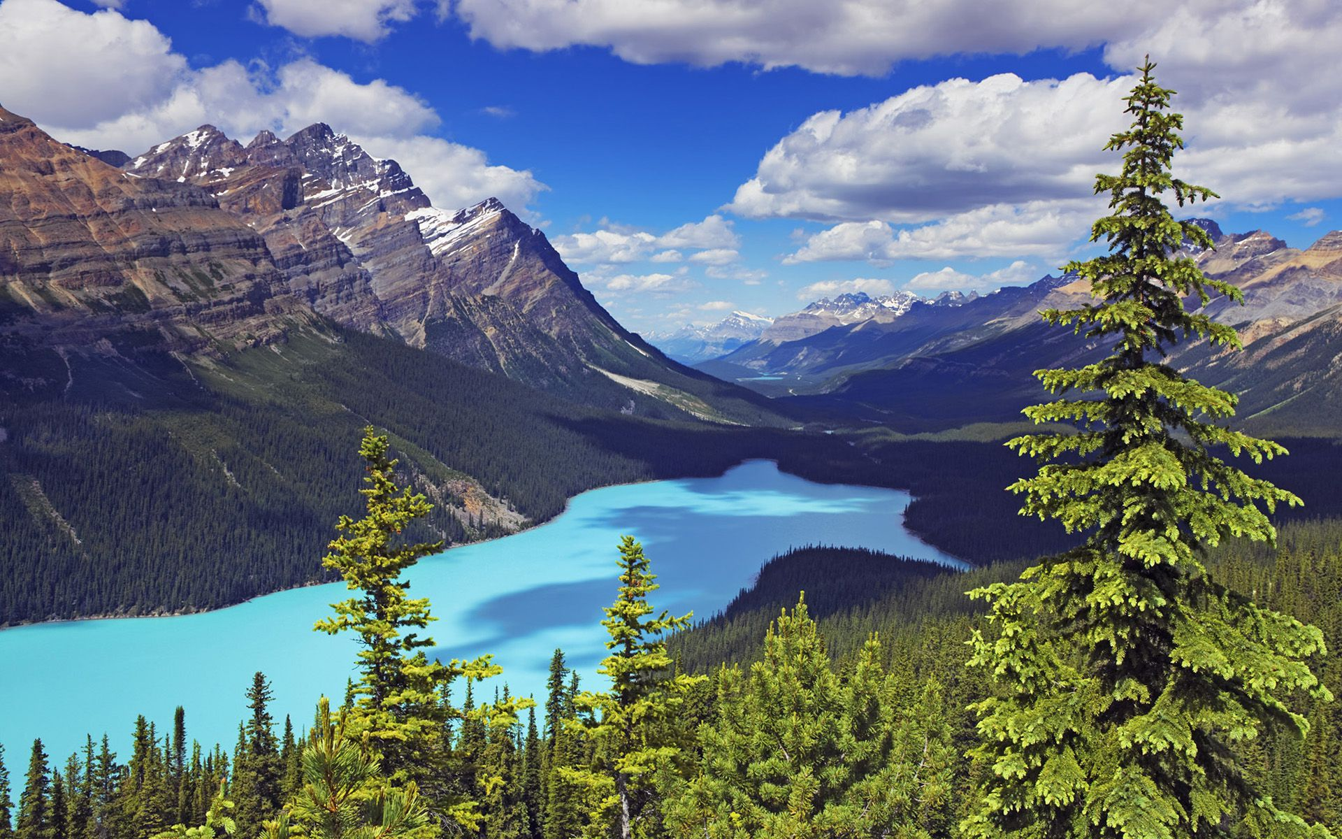Banff National Park Wallpaper Related Nature pictures 1920x1200