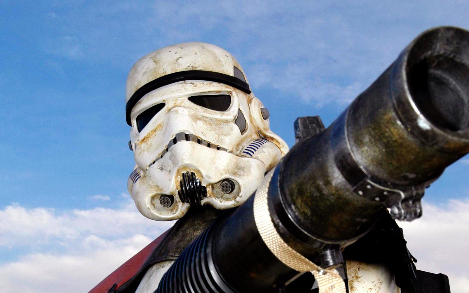 73 Storm Trooper Wallpaper On Wallpapersafari