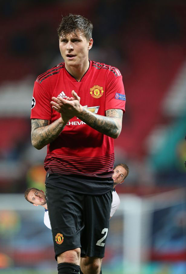 Victor Lindelof walks off with 350m in his pocket Masterclass 615x903