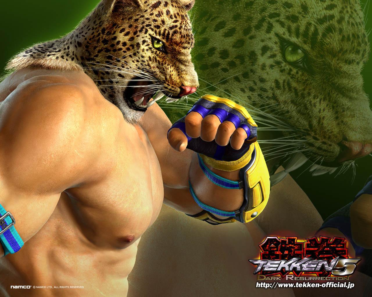 46 Tekken King Destiny Game Wallpaper On Wallpapersafari