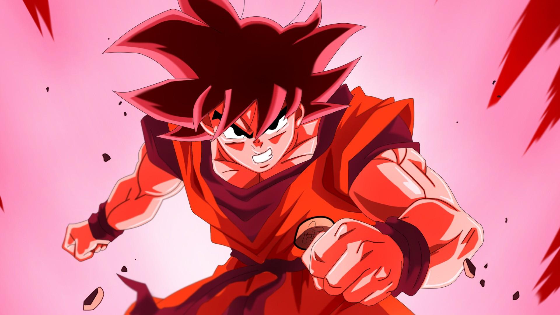 download Up Goku Desktop Wallpapers Charging Up Goku Desktop 1920x1080