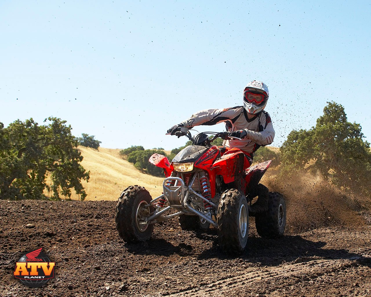 honda atv wallpaper 1280x1024
