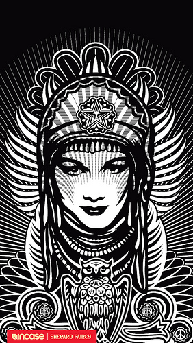 Back Gallery For Obey Iphone Wallpaper 282x500