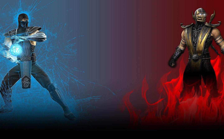Mortal Kombat Scorpion Vs Sub Zero Wallpapers (73