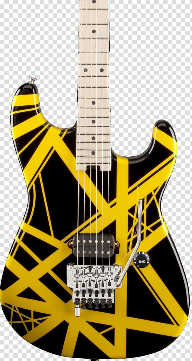 EVH Striped Series Electric guitar Van Halen Frankenstrat 653x1226