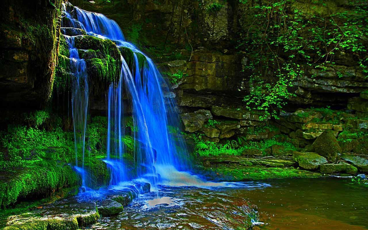 3D Waterfall 10s Screenshots 1280x800