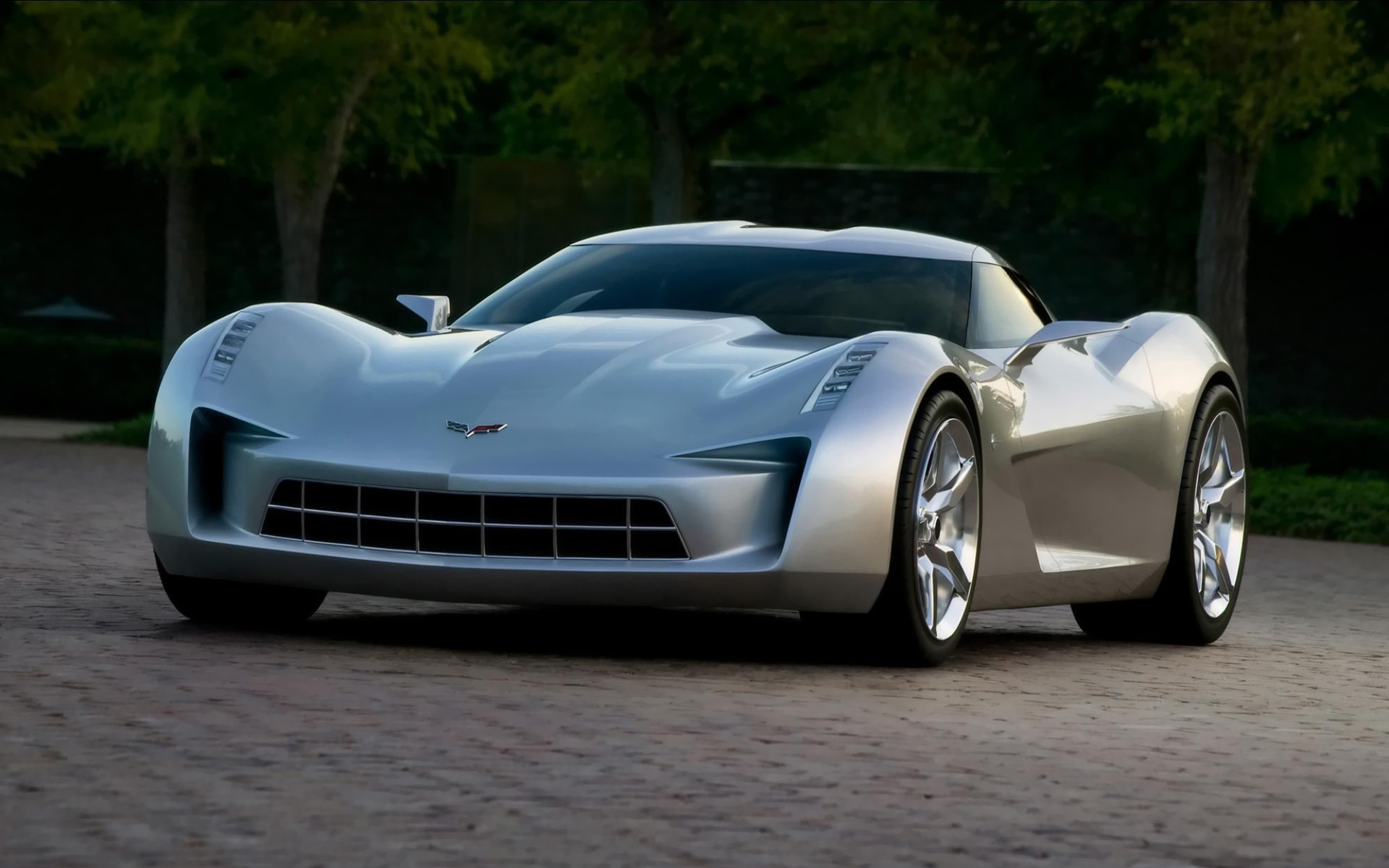 2014 Chevrolet Corvette C7 wallpaper 28 1920x1200