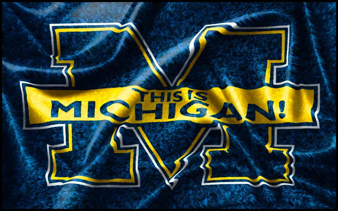 University of Michigan Wallpaper by iDynamikGFX 1131x707