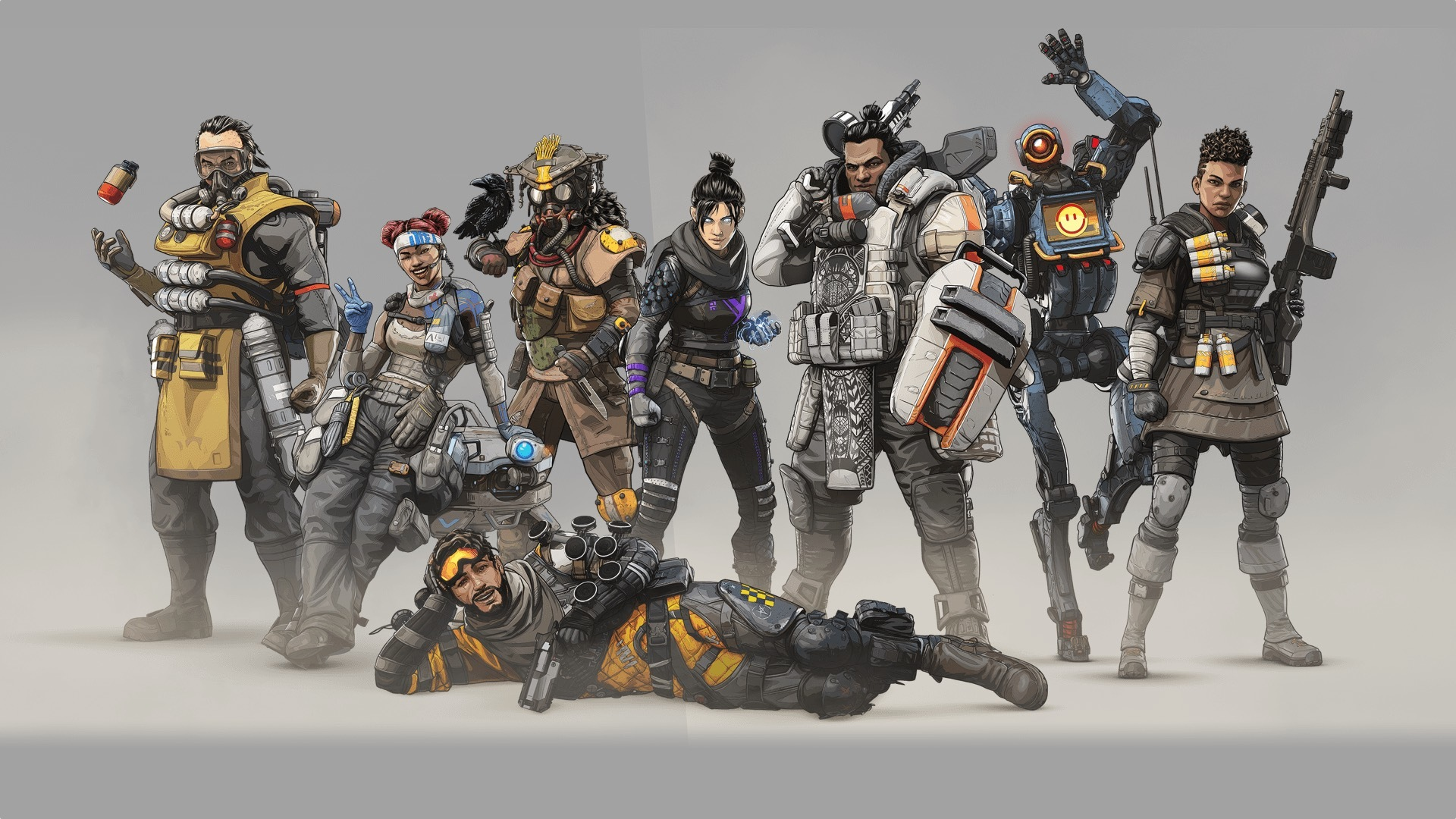 Top 13 Apex Legends Wallpapers in Full HD and 4K 1920x1080