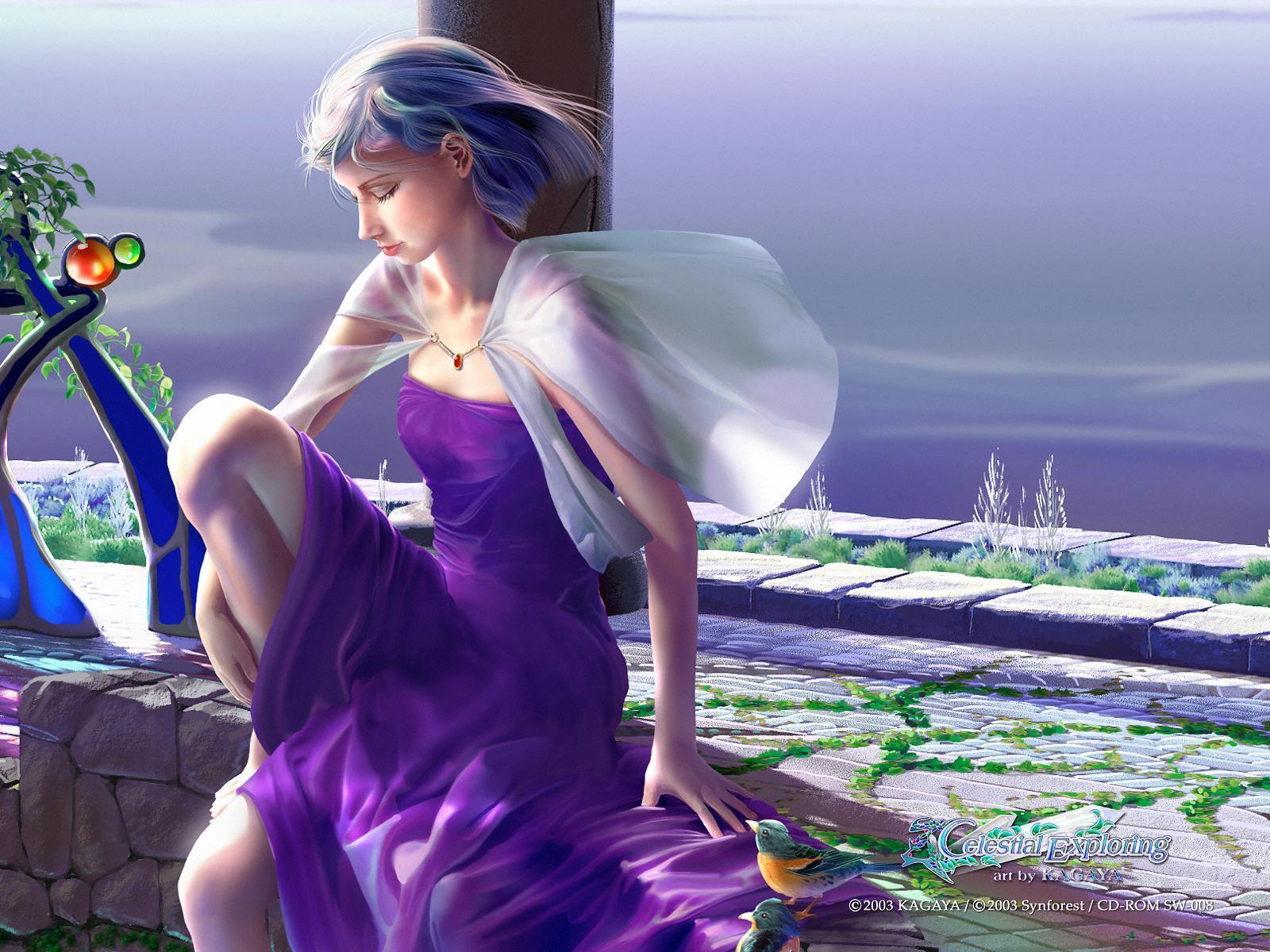 fantastic angel wallpaper   Fantasy Wallpaper 13958681 1600x1200