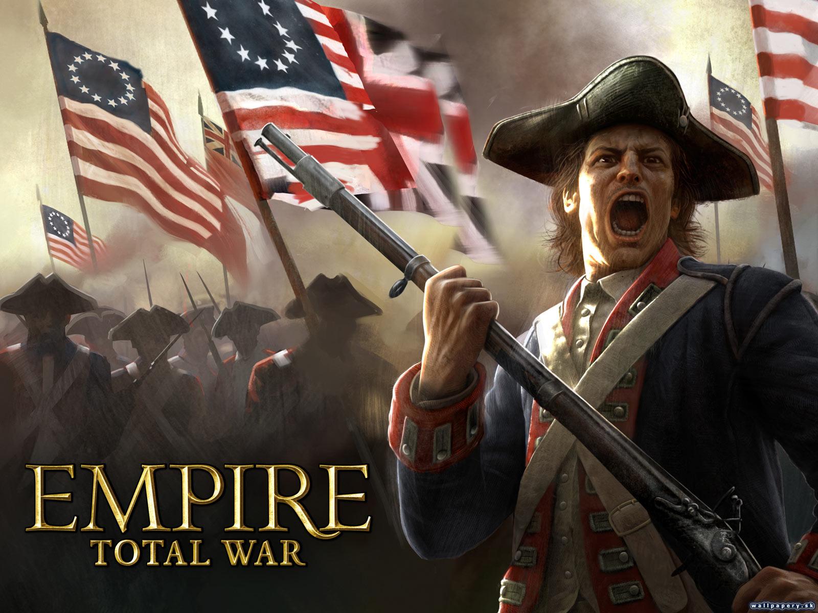 Empire Total War   wallpaper 6 ABCgamescz 1600x1200