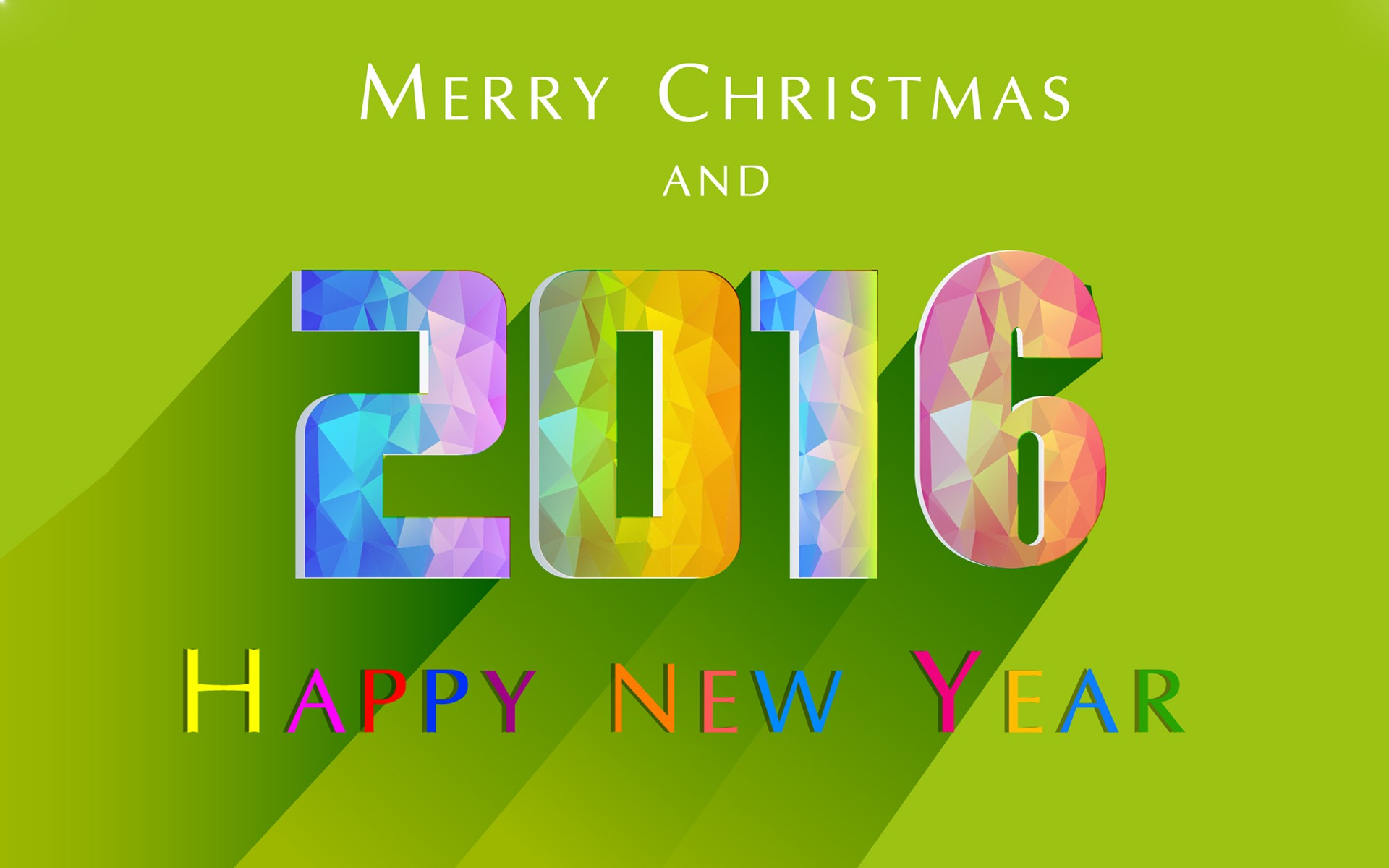Happy New Year 2016 HD Wallpaper   New HD Wallpapers 1920x1200