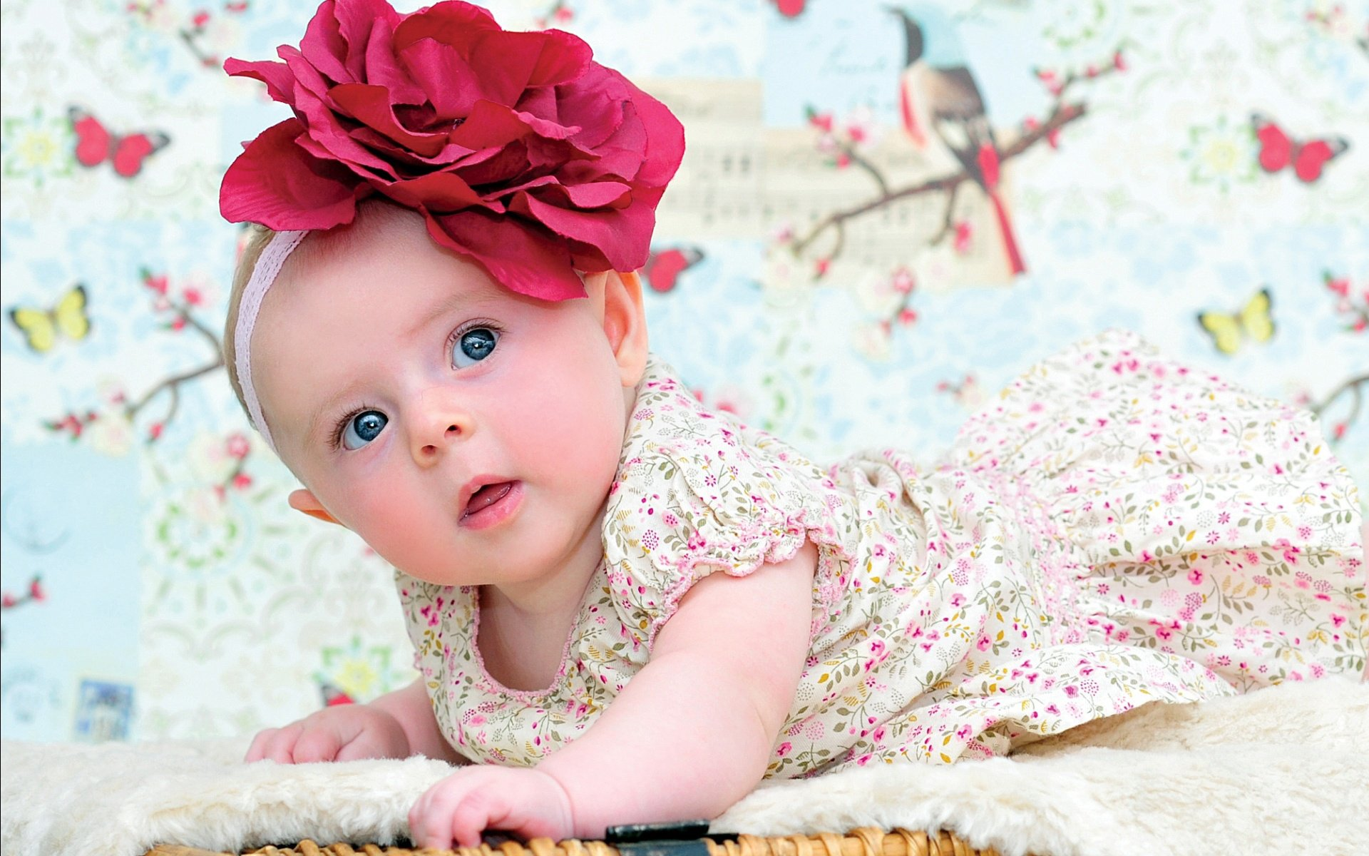 18ac689d472e Cute Baby Girl Wallpaper - WallpaperSafari