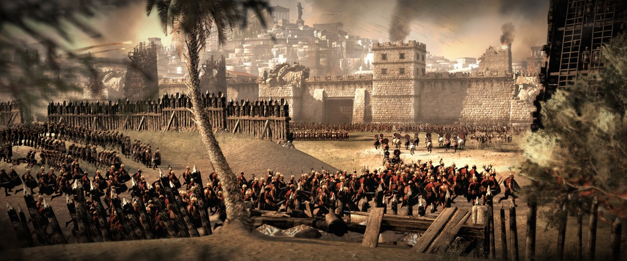 Download Rome 2 Total War Wallpaper HD 5479 Full Size 1280x534