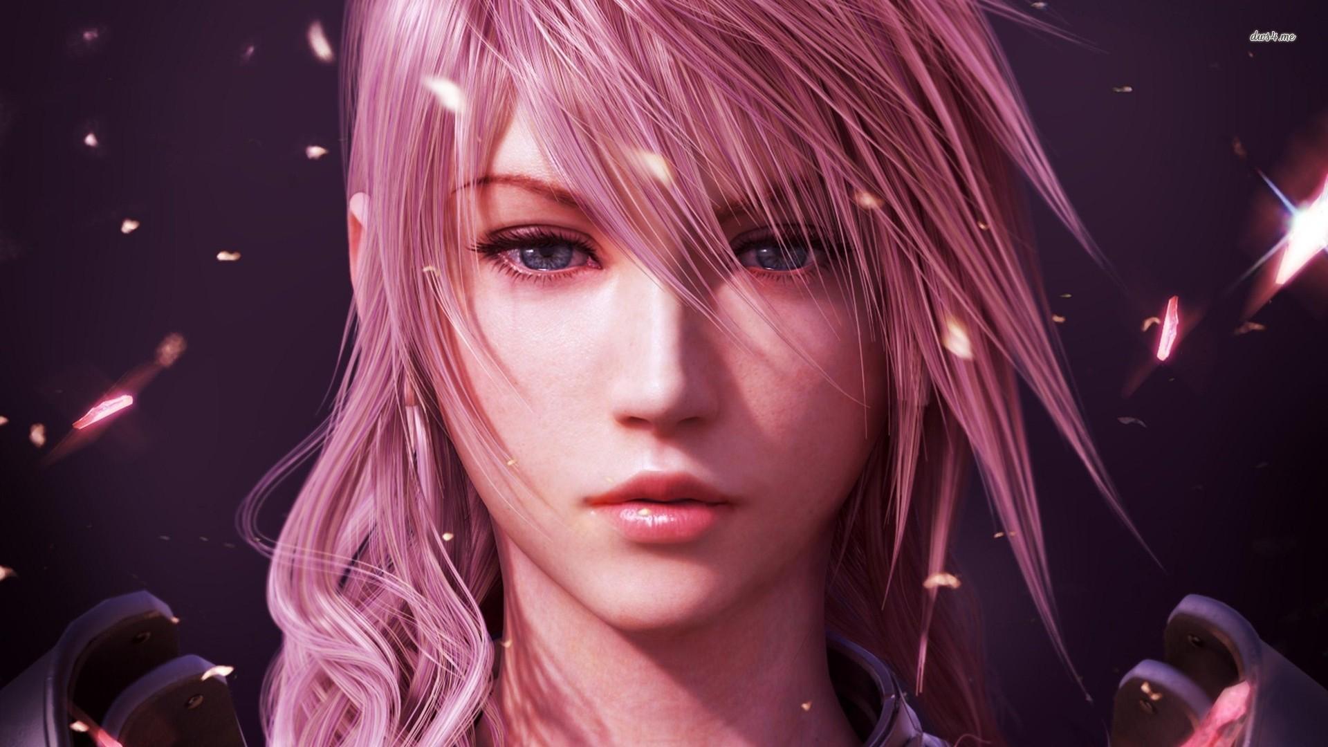 Free Download Lightning Final Fantasy Xiii Wallpaper 1920x1080