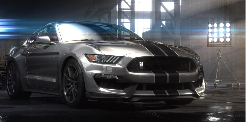 2017 Mustang GT350 Wallpaper - WallpaperSafari