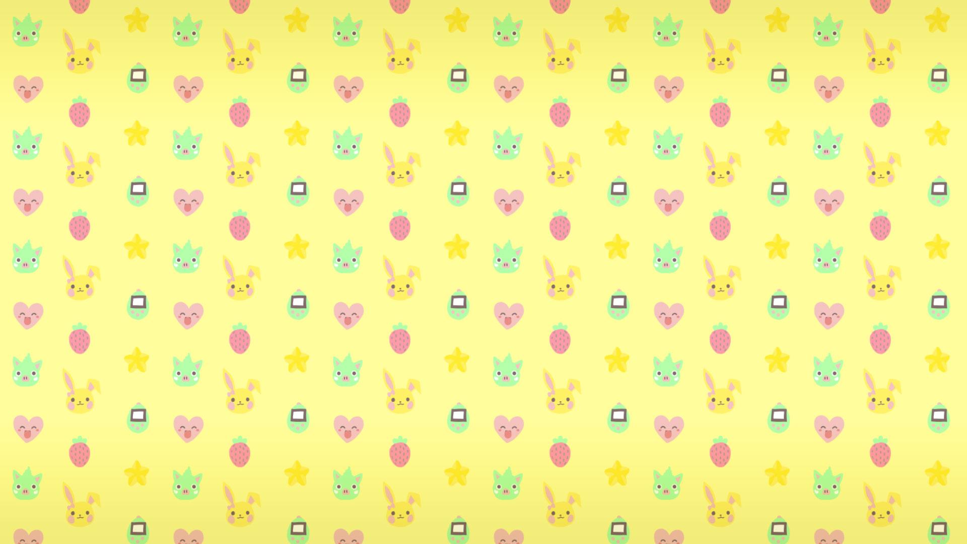 Smite Kawaii Pattern Wallpaper   Imgur 1920x1080