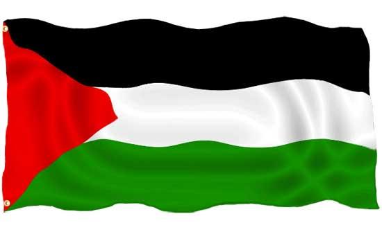Palestinian flag 1500mm x 750mm 25 00 550x348